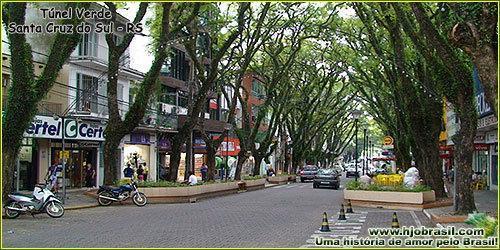 Santa Cruz do Sul Rio Grande do Sul fonte: photos.wikimapia.org