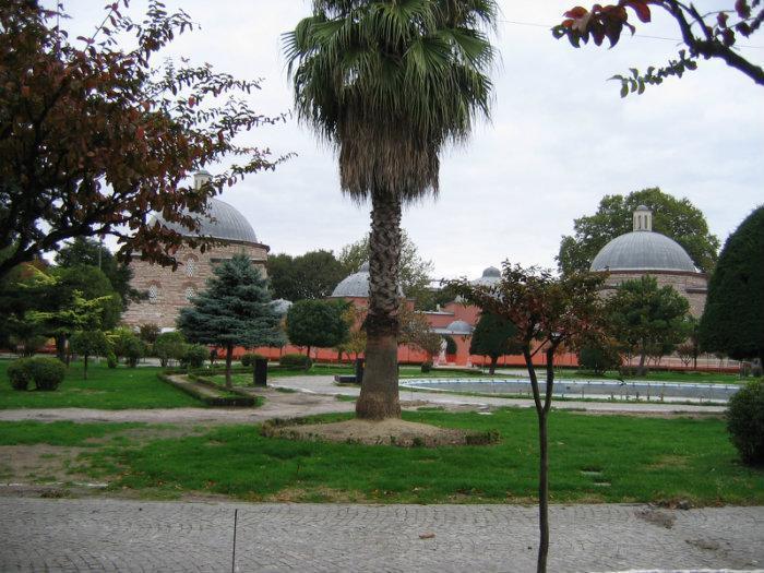Baño Turco Kadirga Hamam:Haseki Hürrem Hamami (Baños de Roxelana) – Estambul
