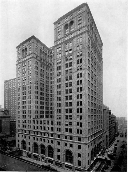 Pershing Square Building New York