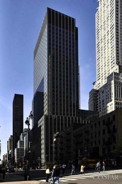 Chrysler East New York City New York