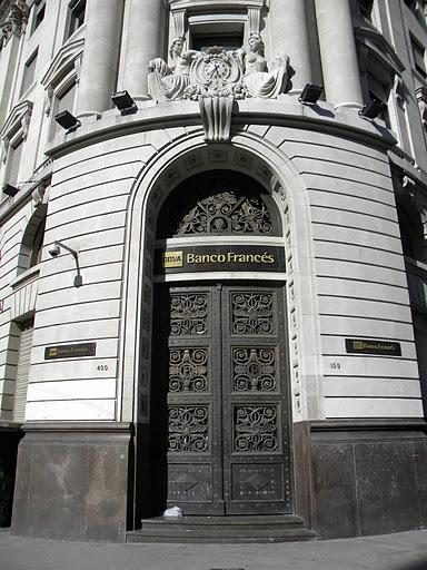 Bbva banco franc s casa central buenos aires for Bbva oficina central