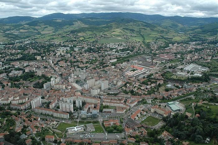 Saint chamond ville municipalit commune - Piscine saint chamond ...