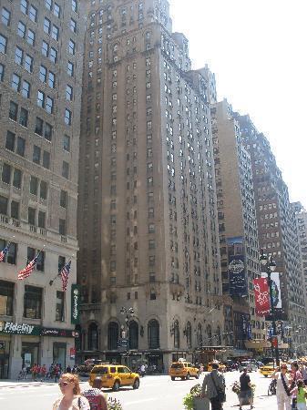 The Stewart Hotel New York City New York