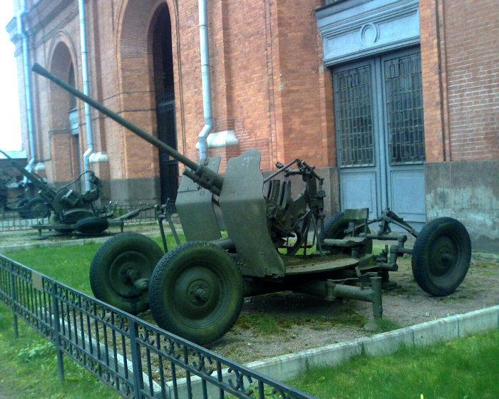 Зенитное орудие Красной Армии, которого опасались немецкие летчики