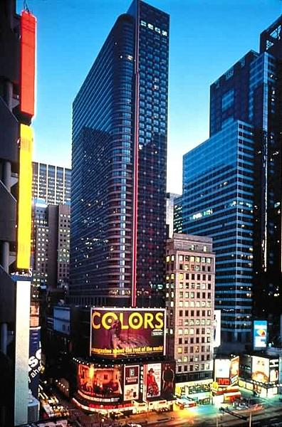 Hilton new york city times square reviews