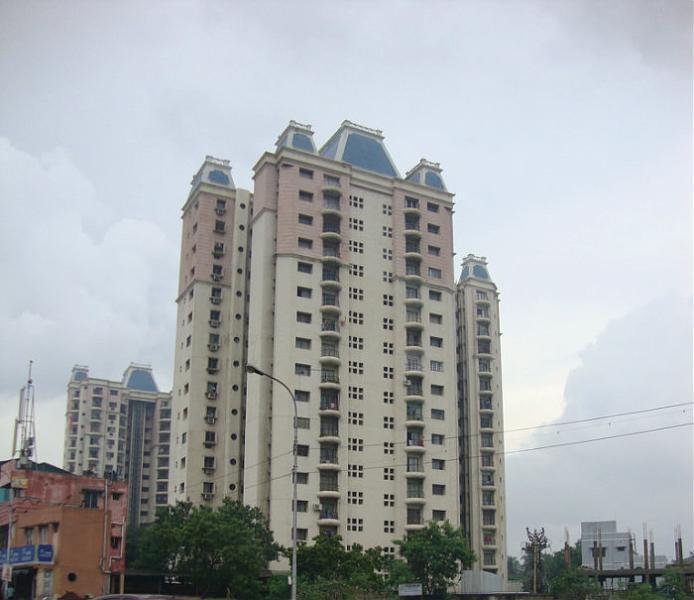 Pacific Crest Apartments: ARIHANT MAJESTIC TOWERS