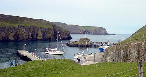 Isle - Shetland Ferry Terminal