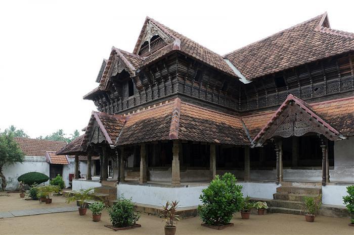 Padmanabhapuram Palace  Padmanabhapuram Fort Padmanabhapuram Palace Map