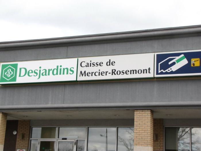 Caisse populaire mercier rosemont communaut for Banque des jardin