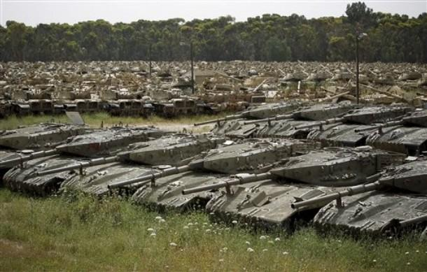 Abandoned German Military Bases These Abandoned Tanks Are Tank Graveyard in Plugot | tank - to be removed, recycling centre ...