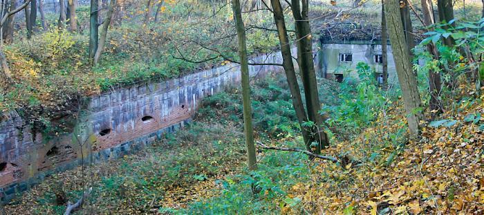 загадочный форт 6 калининград
