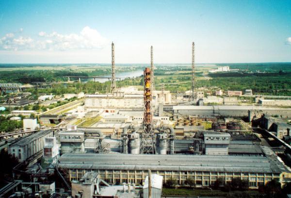 Волховский алюминиевый завод фото