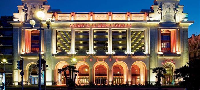 Hyatt Regency Nice Palais De La Mediterran U00e9e 5