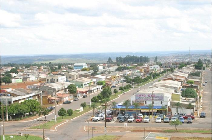Novo Gama Goiás fonte: photos.wikimapia.org