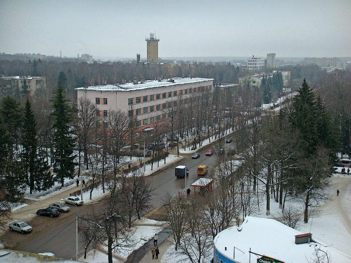 город обнинск на фотографиях