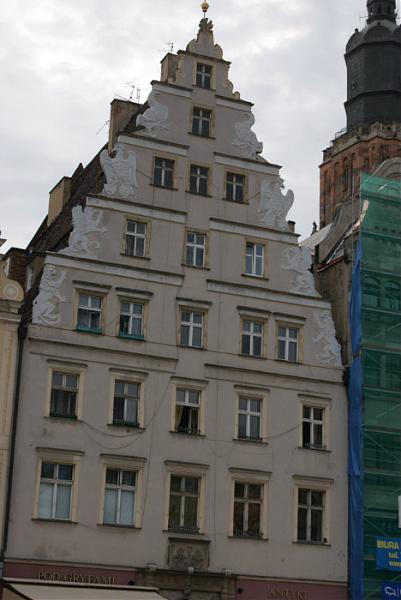House Of The Griffins Wroclaw