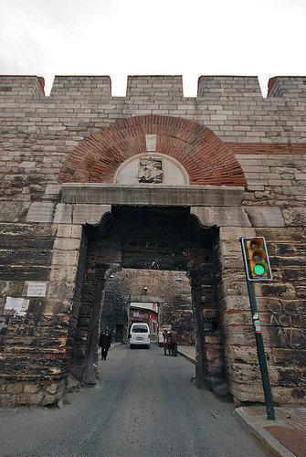 Mevlanakapı (Mevlevihane Kapısı) - İstanbul