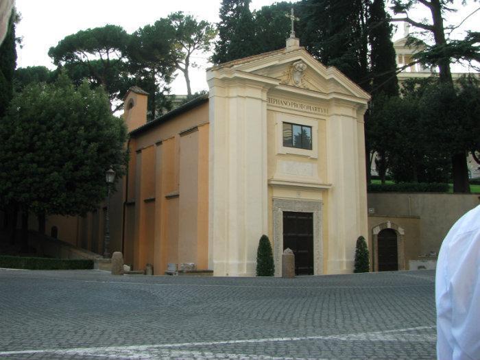 Church of St. Stephan - Rome