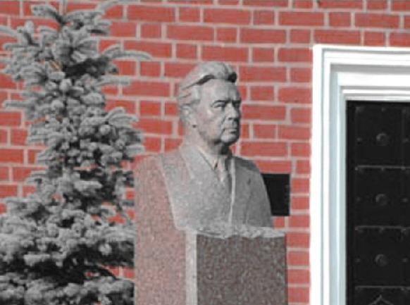 Leonid Brezhnev Grave Moscow