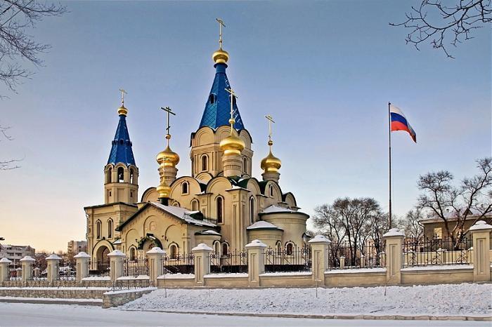 Последние фотографии в городе благовещенск