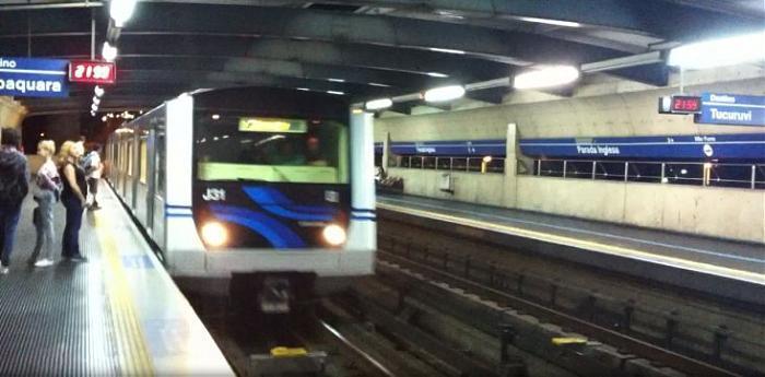 8dee3d05e4ac0 Estação Parada Inglesa - Linha 1 - Azul - São Paulo