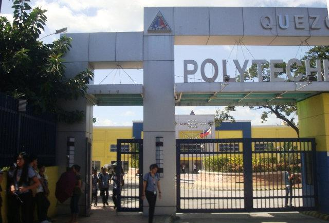 quezon city polytechnic university thesis The quezon city polytechnic university (qcpu) is a municipal government-funded university in quezon city, philippines it was established on march 1, 1994.