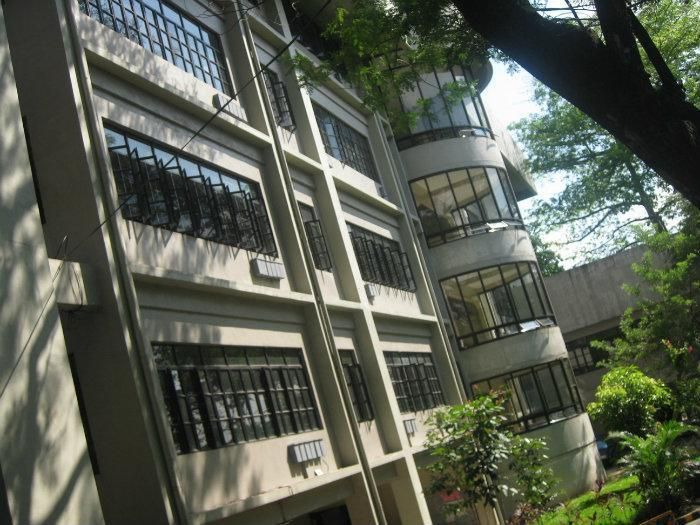 up college of arts and letters main building cal