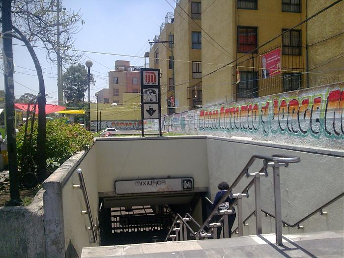 Metro Mixhuca Greater Mexico City