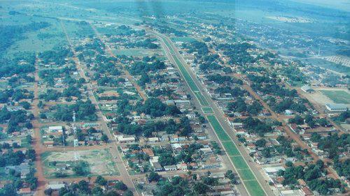 Porto Alegre do Norte Mato Grosso fonte: photos.wikimapia.org