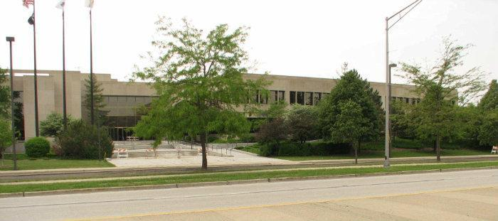 Great Cook County Rolling Meadows Courthouse