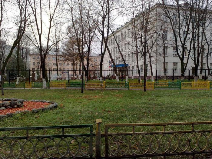 2 московский кадетский: