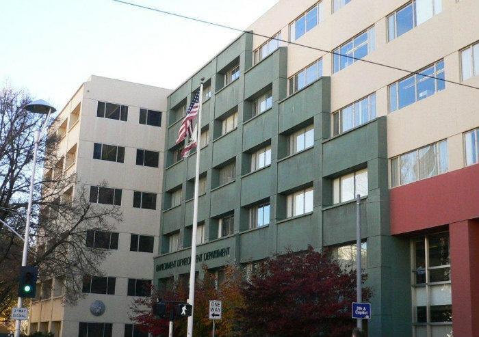 Employment development department sacramento california for Sacramento department of motor vehicles