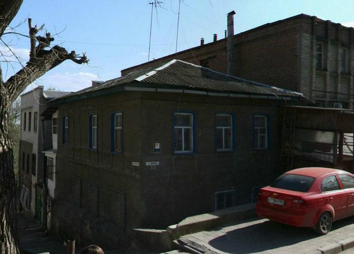 Здесь, возможно, жили и субботничали Никитские (источник: wikimapia.org)