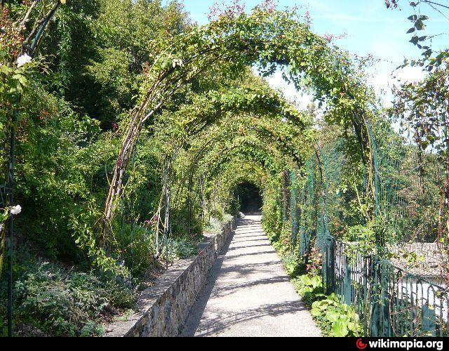 Jardin du rosaire lyon for Jardin lyon