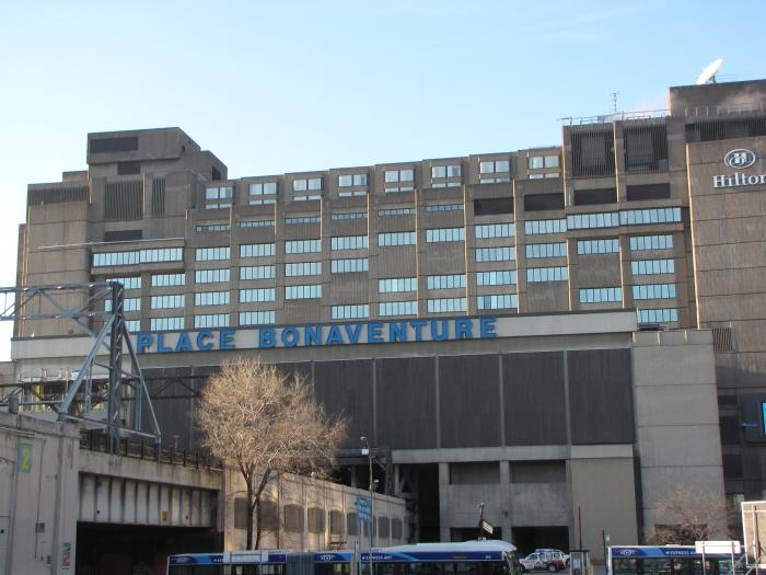 Hilton Montreal Bonaventure Hotel