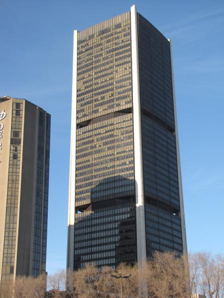 Montreal stock exchange tower greater montreal area for Chambre de notaires quebec
