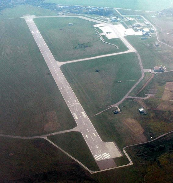 Военный аэродром и
