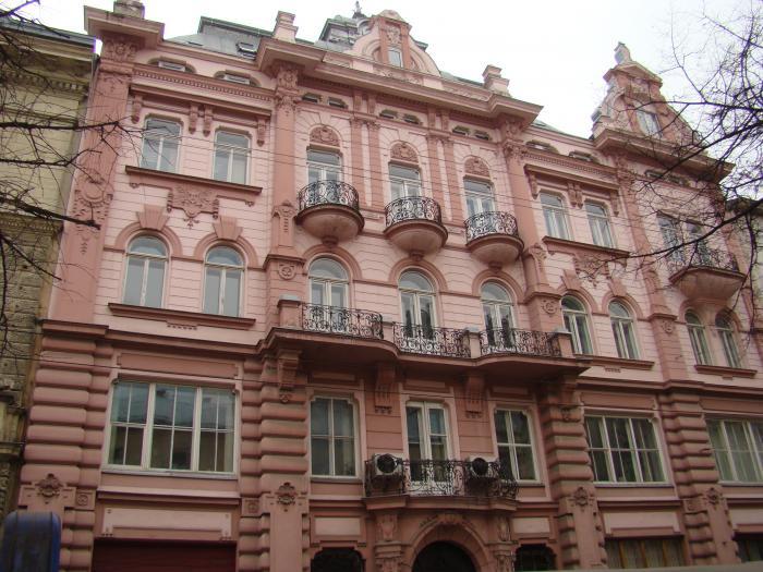 Львов улица сечевых стрельцов спальных комнат: 1 спальных мест: 4 площадь: 55,00 кв м квартира посуточно львов,ул