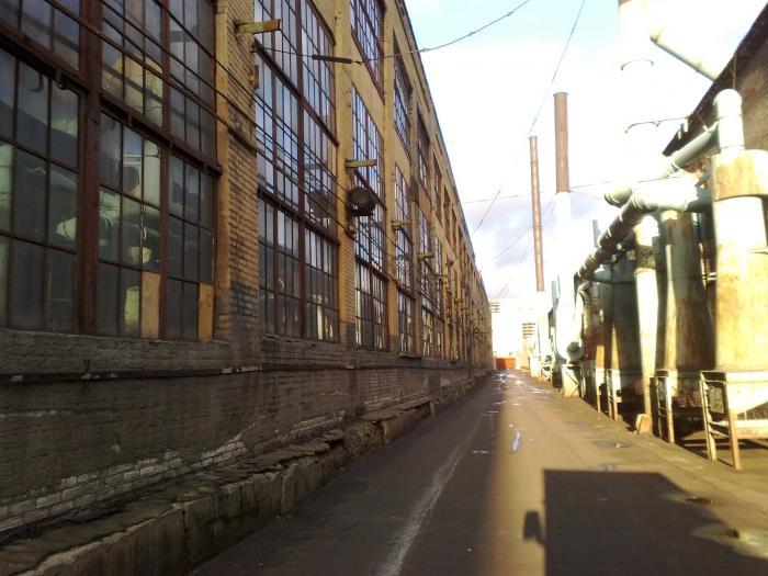 1 улица машиностроения: