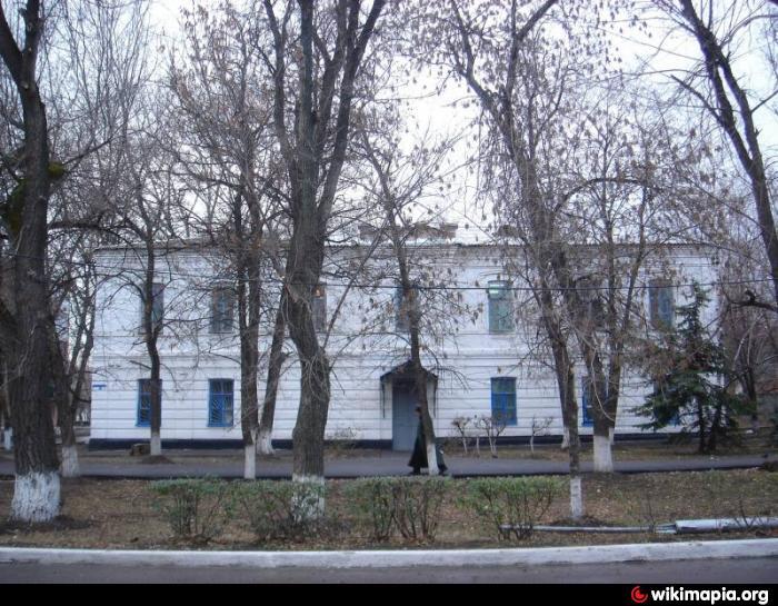 Вечерняя школа строение 19го века