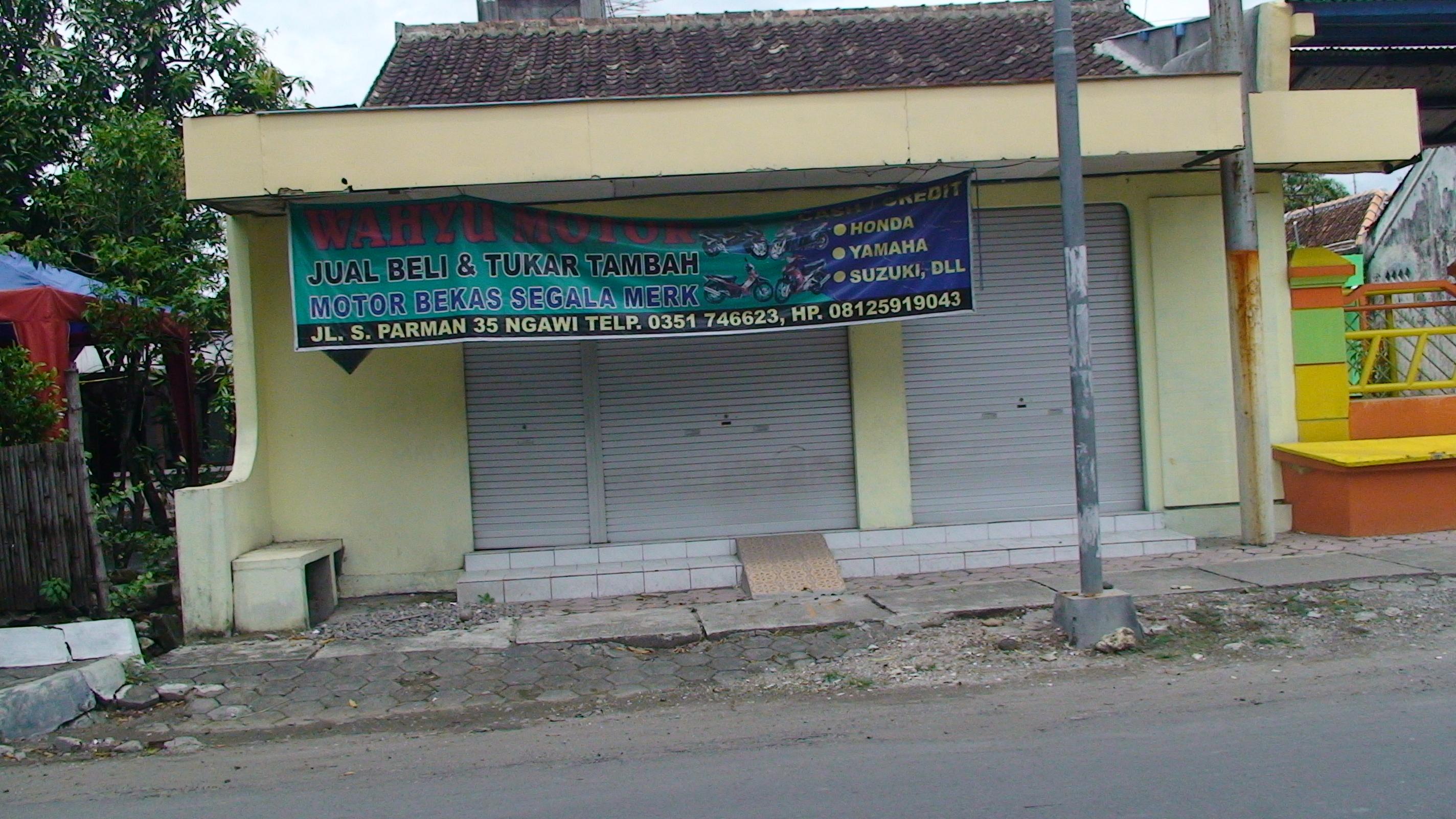 Wahyu Motor Ngawi