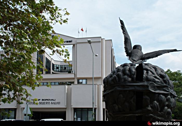 Kültür ve Belediye Sarayı , izmir