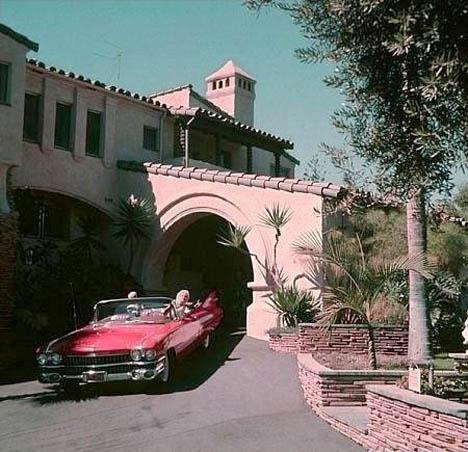 Jayne Mansfield S Former Pink Palace