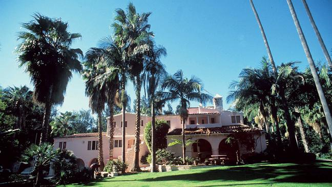 Jayne Mansfield 39 S Former 39 Pink Palace 39 Los Angeles