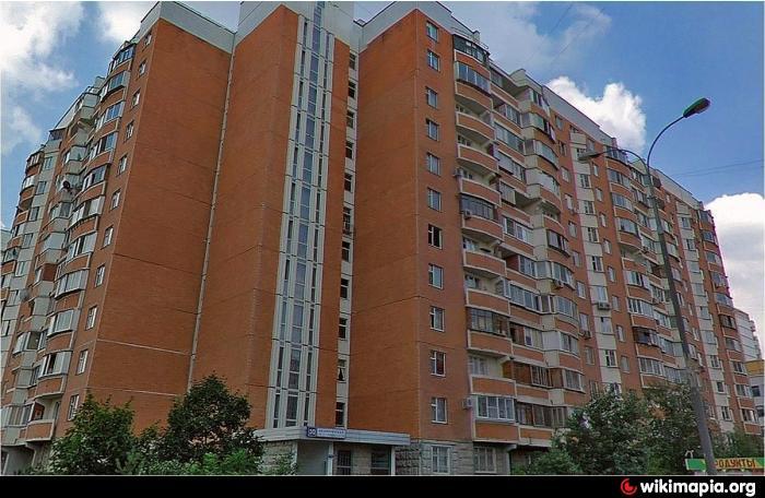 Белореченская улица д 38 корпус 2 на карте