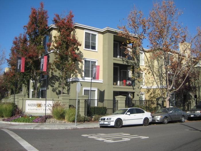 Waterford Place Apartment Homes San Jose California