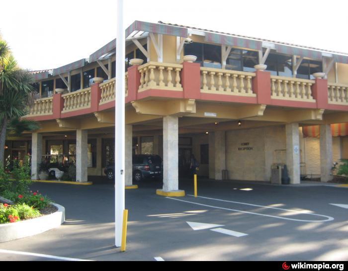 San Jose Airport Garden Hotel San Jose California