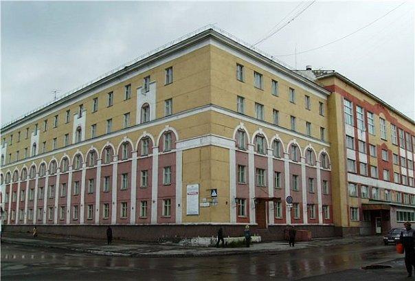 Воркутинский горный институт vorkuta