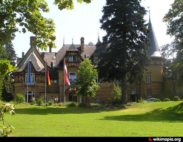 Villa Rothschild Frankfurt