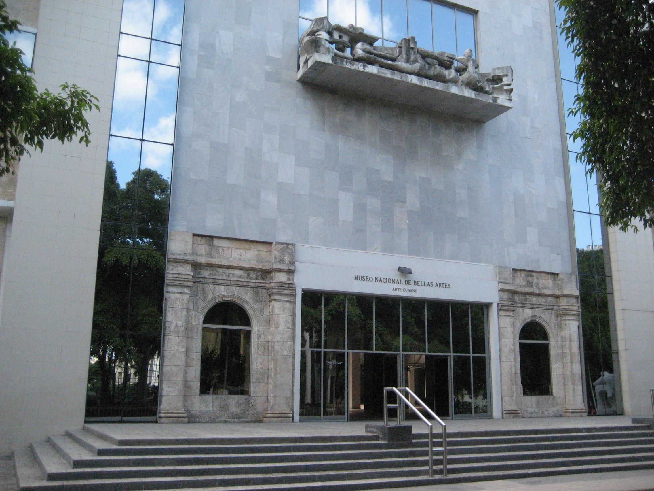 Museo Nacional de Bellas Artes de La Habana - Havana  museum